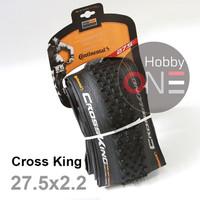 Continental Cross King 27.5 x 2.2 ShieldWall System Tubeless Ready MTB