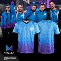Jersey NIGMA Esports - Premium Gaming Team Apparel