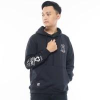 SEYES 4040 Sweater Hoodie Baju Pria Lengan Panjang Babyterry Premium