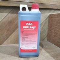 Neo Antisep 1 Liter / Disinfektan Pembasmi Kuman