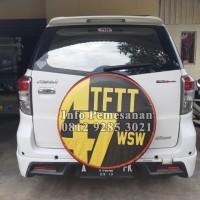 Cover Ban Sarung Ban Rush Terios Taruna CR-V TFTT
