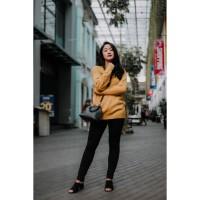 Boxy Premium jumbo | sweater rajut |baju rajut | rajut korea rajutan