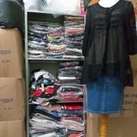 Paket bal mini jualan 1 karung 40pcs baju branded & butik