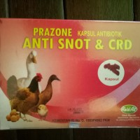 anti snot / obat snot / prazone