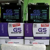 Aki GS astra GTZ6S Suzuki GSX R/S,Satria Fi,satria FU,Bandit 150