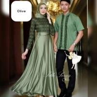 couple Bayu Baju pasangan Couple XL gamis pesta lebaran umroh murah cp