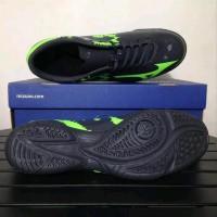 Sepatu Futsal Mizuno Ryuou In Black Green Original
