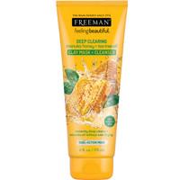 Freeman Deep Clearing Manuka Honey & Tea Tree Oil Clay Mask 175ml