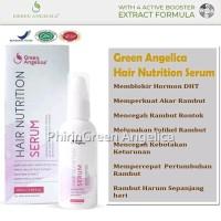 Serum Vitamin Rambut Anti DHT Green Angelica Solusi Masalah Kerontokan