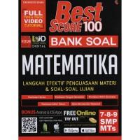 Best Score 100 Bank Soal Matematika SMP MTS Kelas 7, 8, 9
