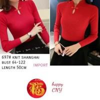 Atasan wanita cheongsam / baju qipao / baju china / chinese top S2