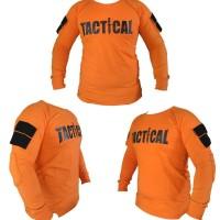Terpopuler Baju Kaos Tactical Tektical Taktikal Bdu Combat Shirt Sar