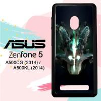 Casing Asus Zenfone 5 A500KL Dota 2 Juggernaut Arcana L3124