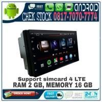 SPESIAL HARGA Tape mobil android SIM CARD AVT 6767 AND RAM 2GB MEMORY
