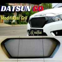 Grill Racing Datsun Go-Go Plus Panca model jaring