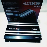 Power Audiobose V12 - AB 450 - P.M.P.O 25.000 Watt