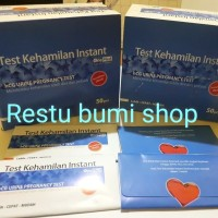 Test kehamilan/ test pack/ hcg test 50pcs