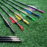 Arrow / Anak Panah Fiber 6mm Impor