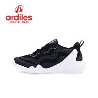 Ardiles Men Kinshasa Sepatu Sneakers - Putih Hitam