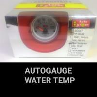Indikator Water Temp Autogauge - Autogauge Water Temp