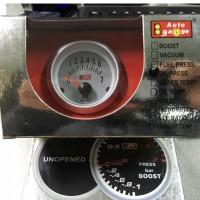 Autogauge Oil Press - Indikator Autogauge Oil Press