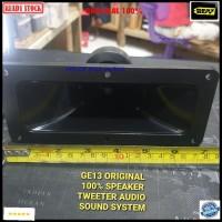 GE13 COBRA piezo speaker twiter sound system sistem audio horn corong