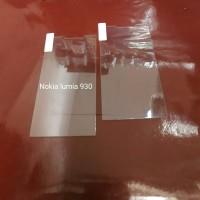 tempered glass Nokia Lumia 930 bening anti gores kaca