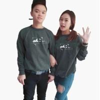 Sweater Basic Tumbler tee PANDA 200 - Abu Tua, L