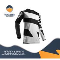 Jersey Sepeda Import THOR N005 Downhill Baju Gowes Lengan Panjang
