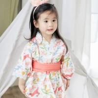 baju kimono anak kimobo dress kostum kimono anak kostum japan