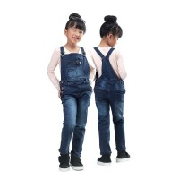 overall jeans celana panjang levis jumpsuit/baju kodok anak perempuan1