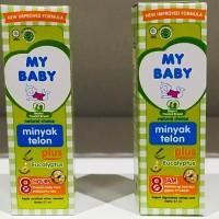 Minyak telon murah my baby 57ml