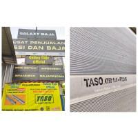 Baja ringan Reng Taso R32 x 0.45 mm / Reng Taso R32 x 0.45 mm