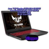 Asus TUF Gaming FX504GM-E4073T core i5-8300H 8GB 1TB+128GB GTX1060 6GB