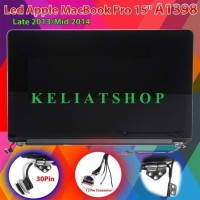 Screen Lcd Led Apple MacBook Pro 15 A1398 Late 2013/Mid 2014 Silver