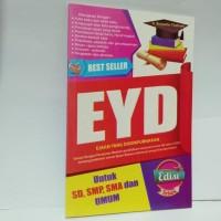 Buku EYD (Ejaan Yg Di Sempurnakan) Edisi Terbaru Untuk SD,SMP,SMA