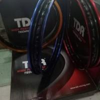 ' Sepaket Velg komplit Ring 14 Tdr 2tone motor matic vario-beat-fino-