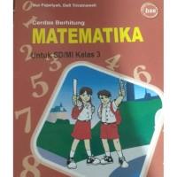 Hot Promo Buku matematika untuk SD/Mi kelas 3 Bse :