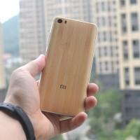 Terlaris ! Backdor Bamboo For Xiaomi Mi5 ®