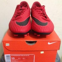Terlaris Sepatu Bola Nike Hypervenom Phelon Iii Fg Original