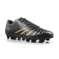 Trend Sepatu Bola Ortuseight 100% Original Blitz Fg (Black Gold)