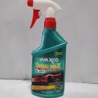 Waxco Tech Speed Wax Spray