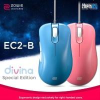 Dijual Zowie Benq EC2-B EC2B Divina Gaming Mouse - Merah Muda Diskon