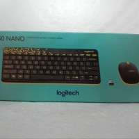 MK240 Nano Logitech Wireless Keyboard and Mouse Combo
