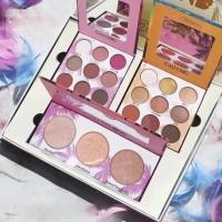 Beauty Creations Cali 3in1 Eyeshadow Palette Highlighter Luxury