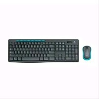 logitech mk275 mk 275 wireless set combo keyboard mouse nano receive