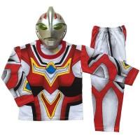 Baju Anak Kostum Topeng Superhero Ultraman Go BKK