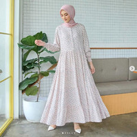 Mufida Dress By Khevamauza