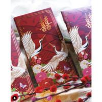 SERIES A 010 Classic Heron , NEW 2020 CUSTOM ANGPAO WEDDING SANGJIT