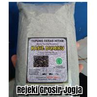 TEPUNG BERAS HITAM Organik / Black Rice kemasan 1 kg
